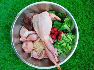 como calcular la racion de comida para perros adultos dieta barf