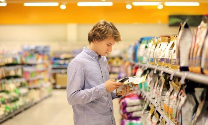 cómo leer la etiqueta del pienso